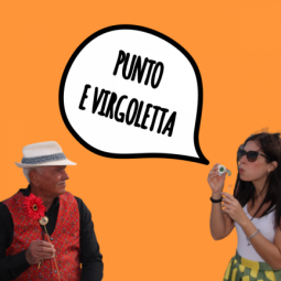 Punto e Virgoletta
