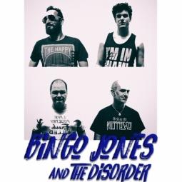 Bingo Jones and The Disorder