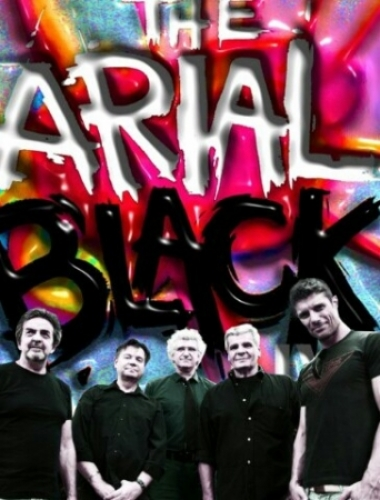 Arial Black Live